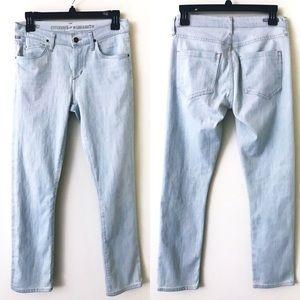 CoH Carlton Retro High Rise Skinny Jeans